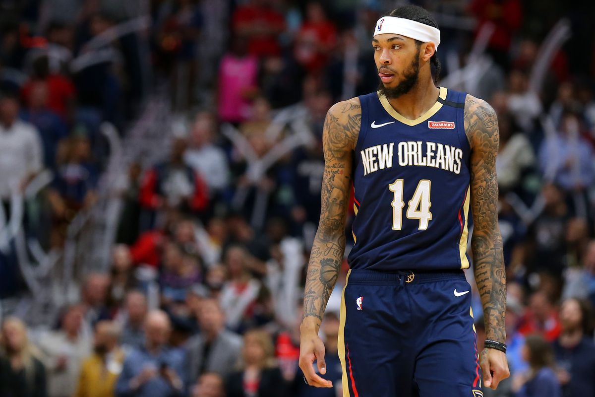 Brandon Ingram S Breakout Season Is One Less Important Question About New Orleans Pelicans Future The Bird Writes