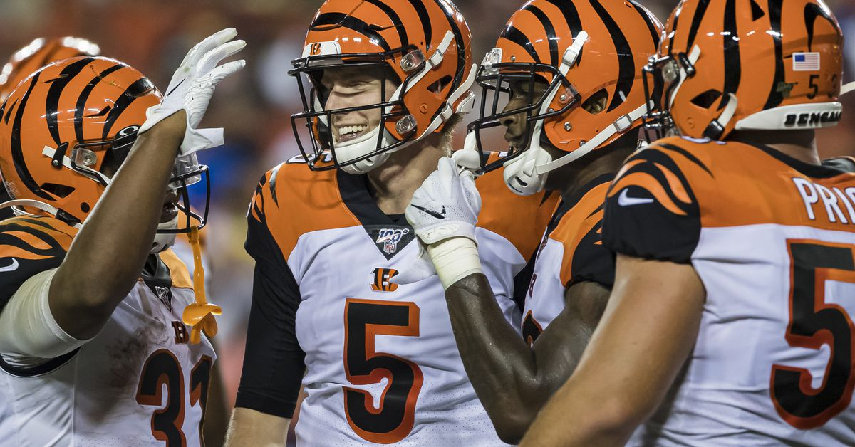 4 things we learned from the Bengals' win over the Redskins