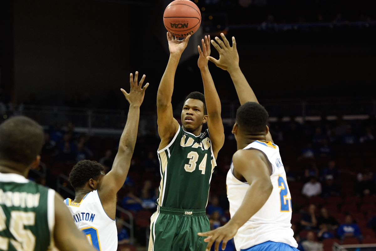 William Lee is a future star for UAB.
