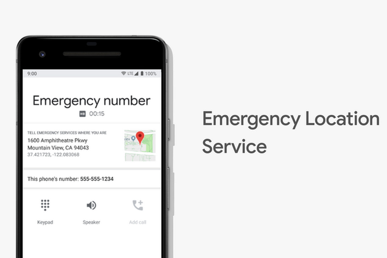 android phones in the us will now automatically share your location during 911 calls
