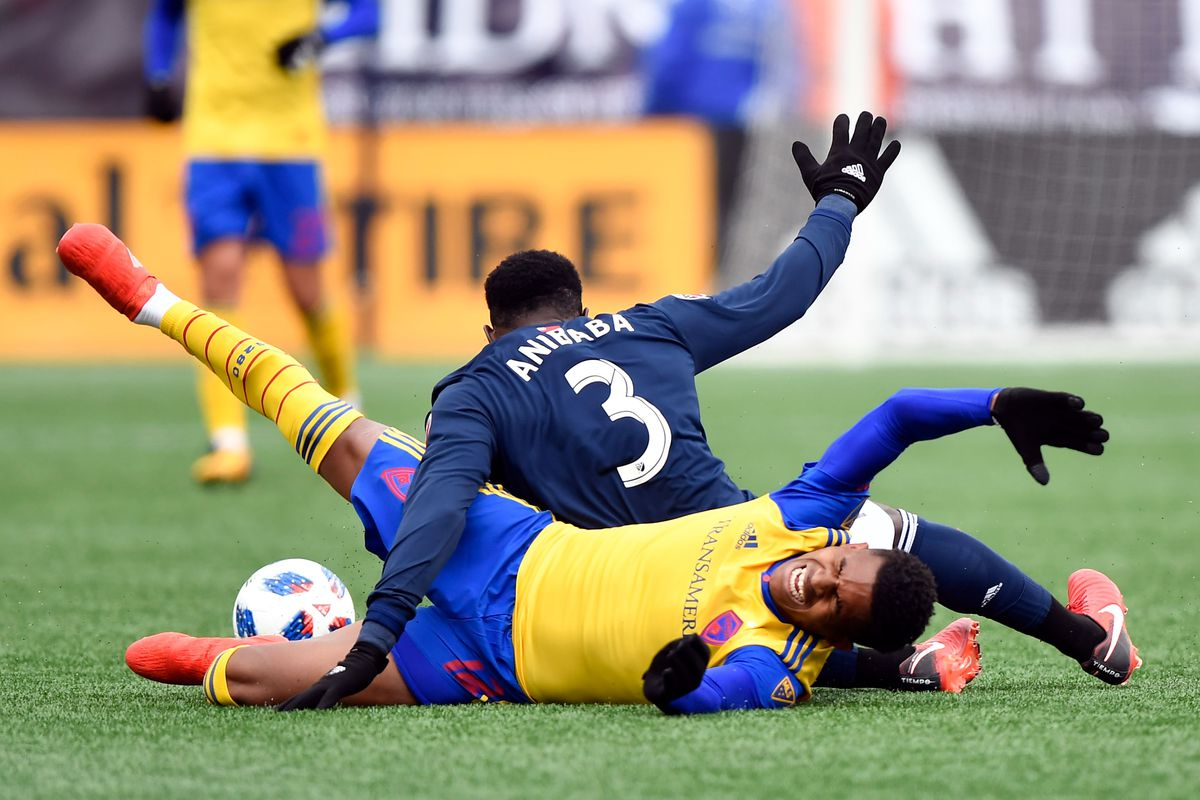 MLS: Colorado Rapids at New England Revolution