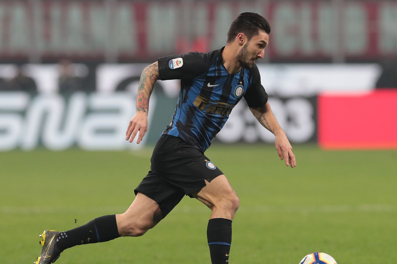 11 Inter Milan players called up for international duty