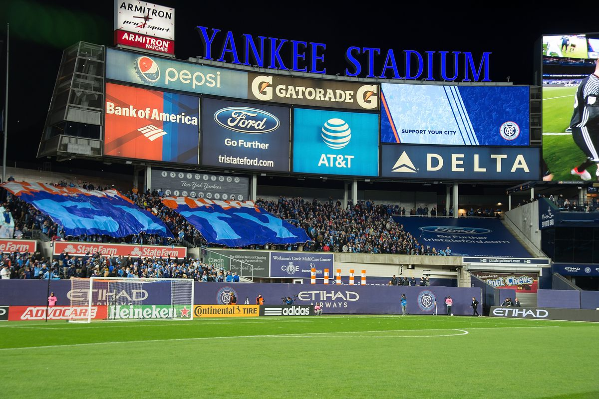 NYCFC reveal first three games of 2020 season