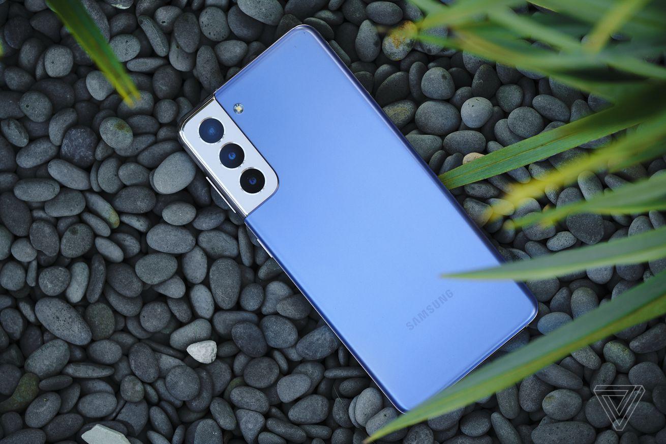 Samsung's profits rose in 2020 despite the pandemic