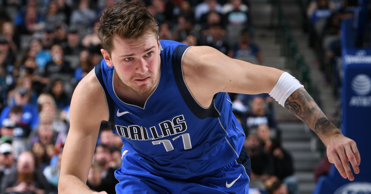 Did you know that 2 teams passed on Luka Doncic in the NBA Draft? - SBNation.com