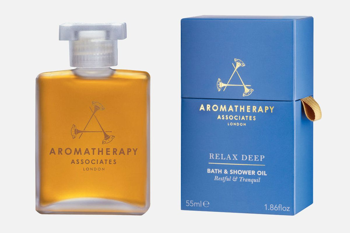 Aromatherapy Associates Deep Relax Bath Oil