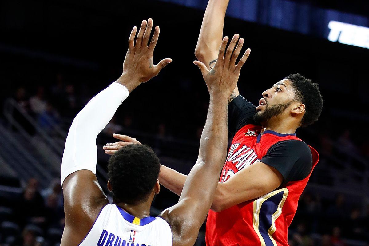 New Orleans Pelicans v Detroit Pistons