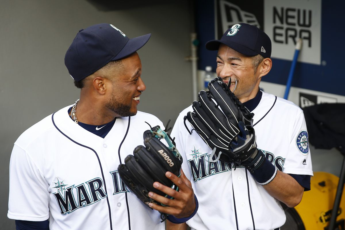 0644f83773 Ichiro s  retirement  will involve wearing a uniform and taking batting  practice every game