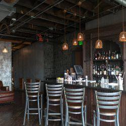 The third floor SOCIETY bar