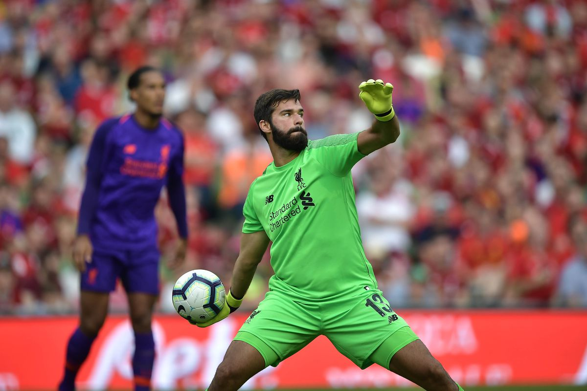 "Graeme Souness: ""Question Mark"" Around Liverpool Keeper"