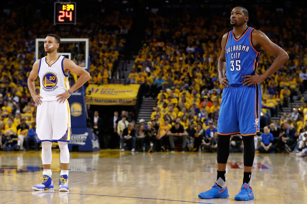 b0d914ed21c7 NBA Free Agency  Recapping Kevin Durant s decision to be a Warrior and your  Day 5 open thread
