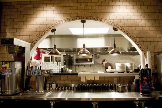 Inside the second Colossal Cafe. Photo courtesy Colossal Cafe