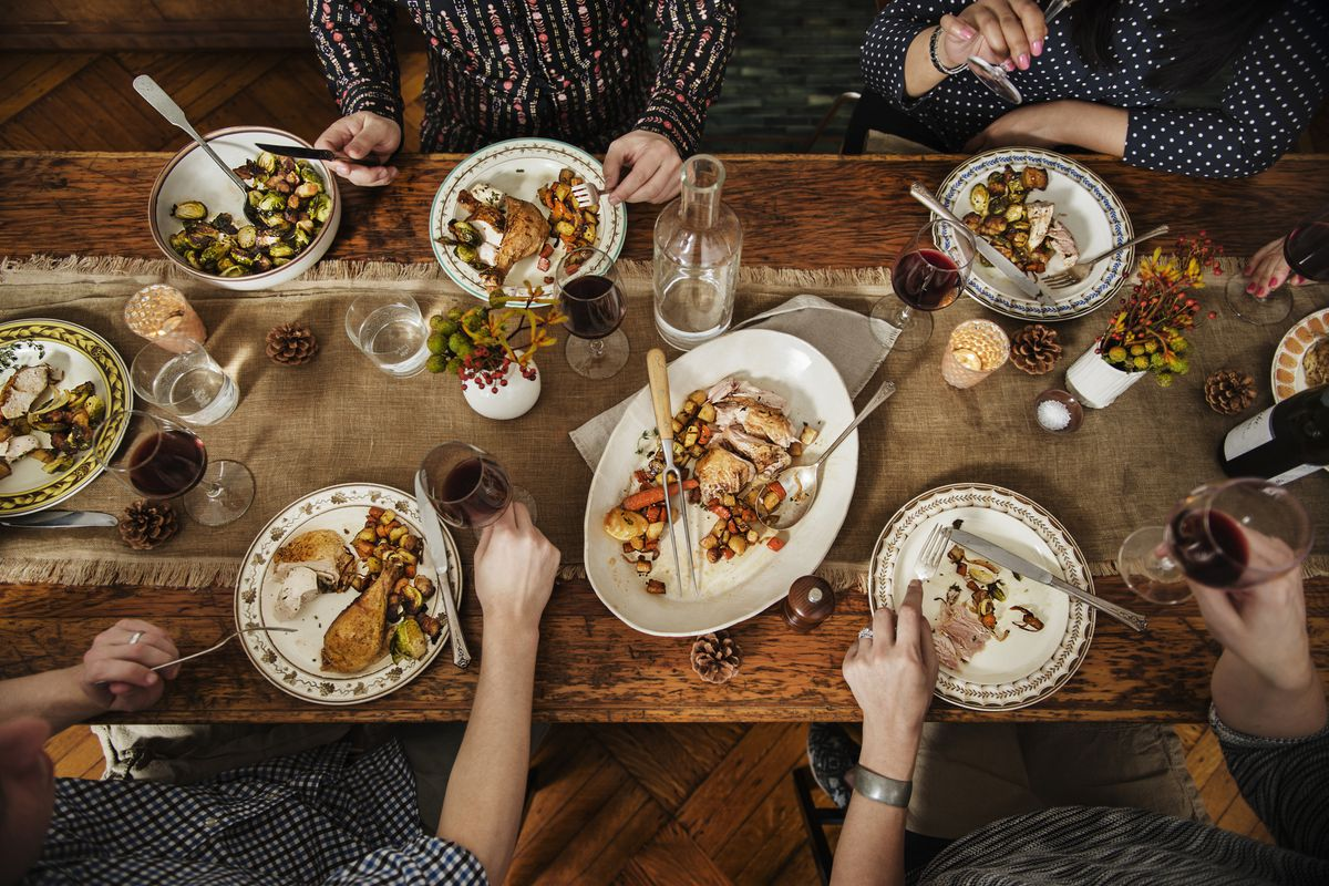 How To Host Thanksgiving Dinner When Everyone Has A Dietary