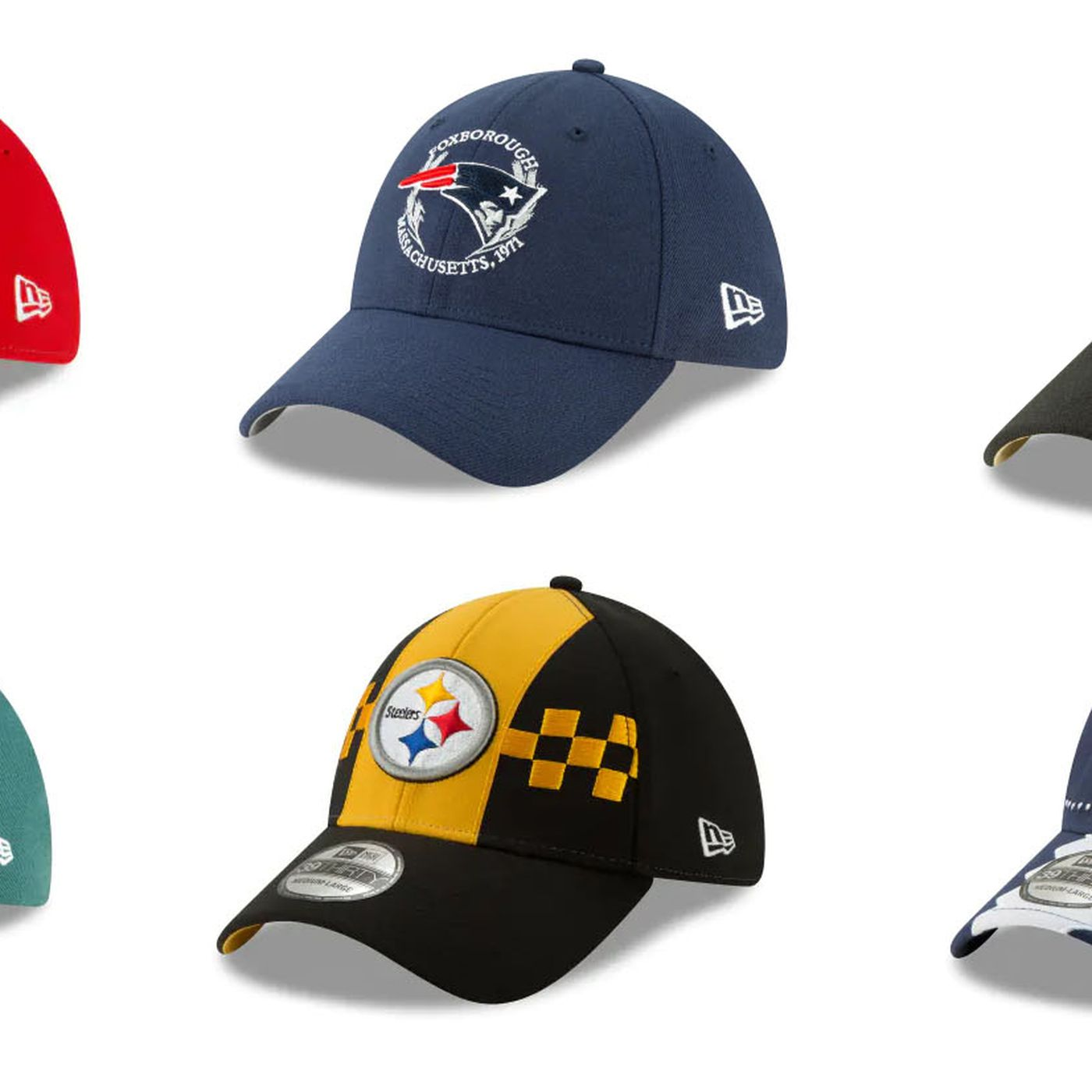d76bd37841a Complete NFL Draft Grades for all 31  hats - SBNation.com