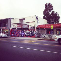 Joyrich's second store will occupy the former Melrose Sports Gear space across the street.