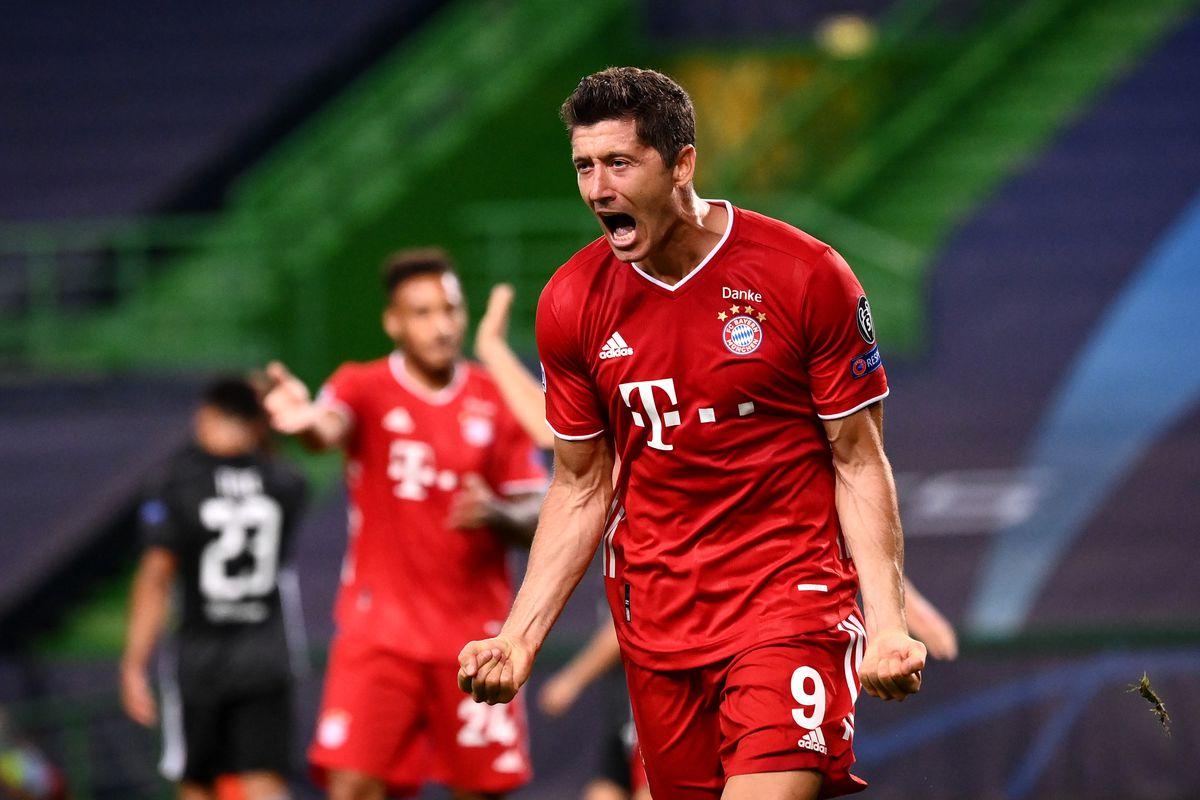 Bayern 3-0 Lyon
