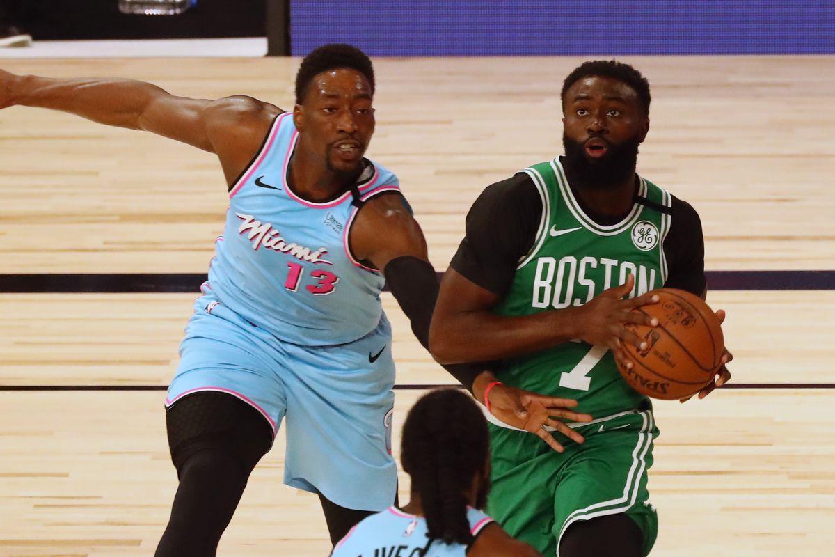 Celtics To Start Eastern Conference Finals Vs Miami Heat Tuesday Celticsblog