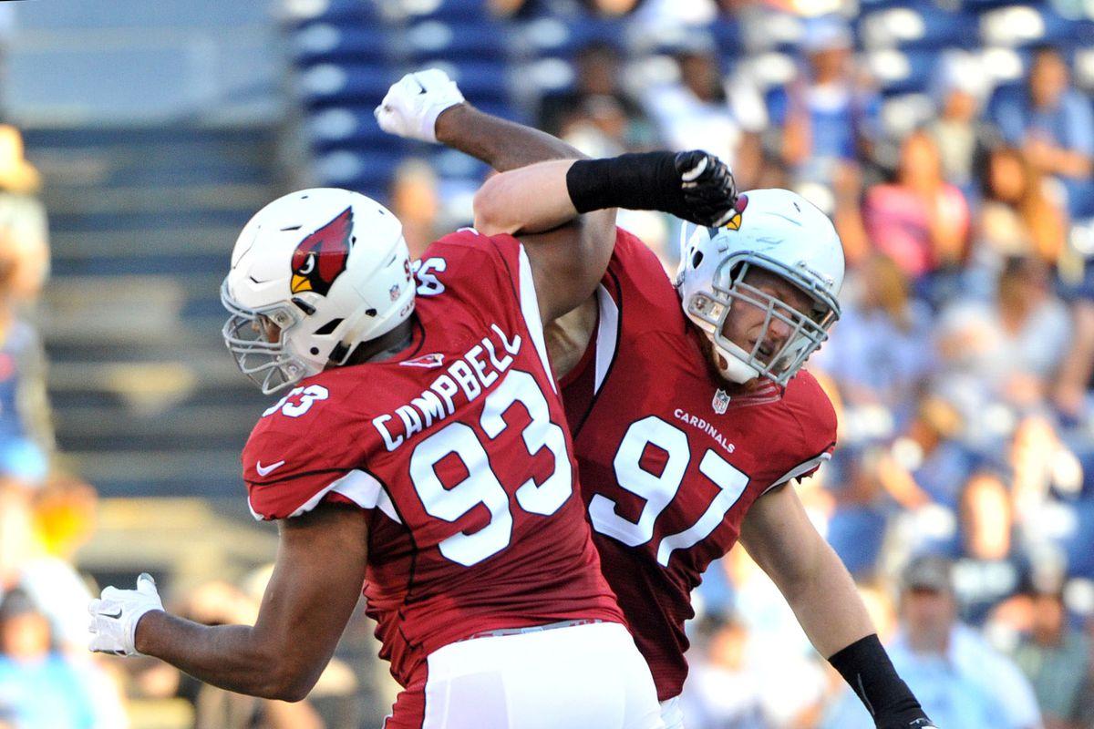NFL: Preseason-Arizona Cardinals at San Diego Chargers