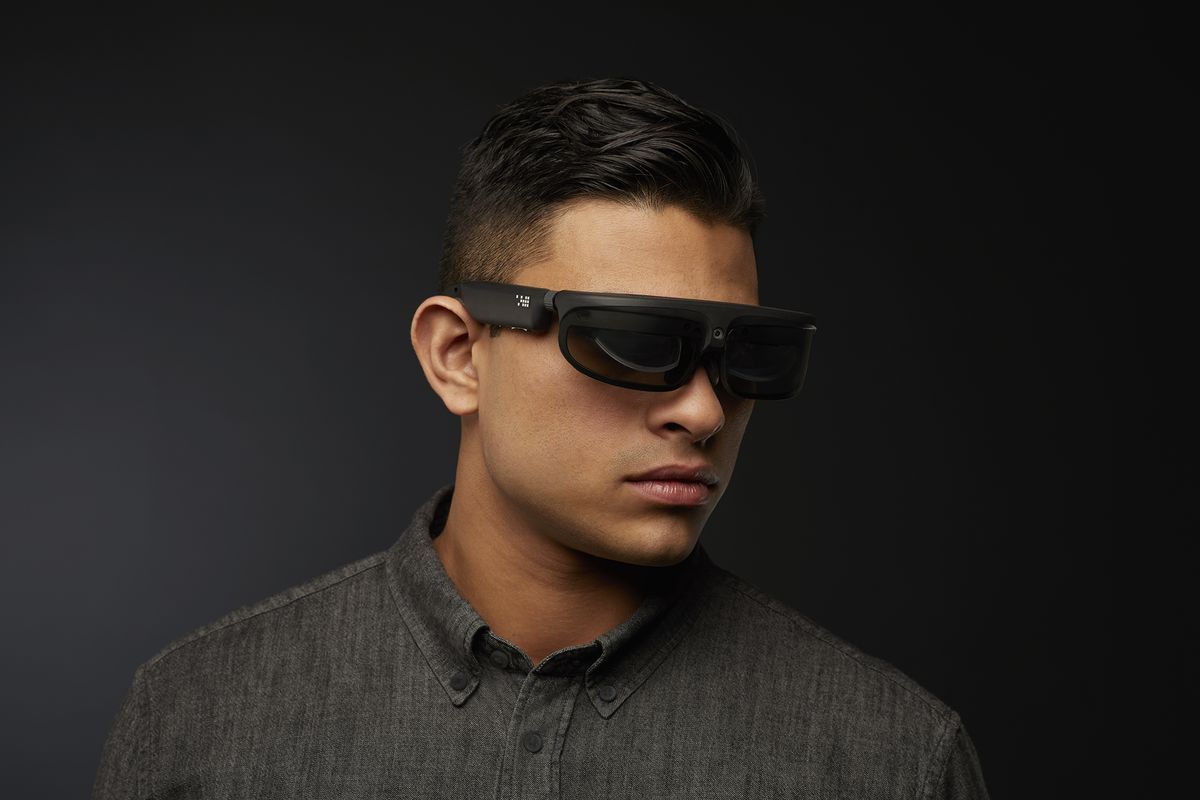 ODG R8 augmented reality glasses