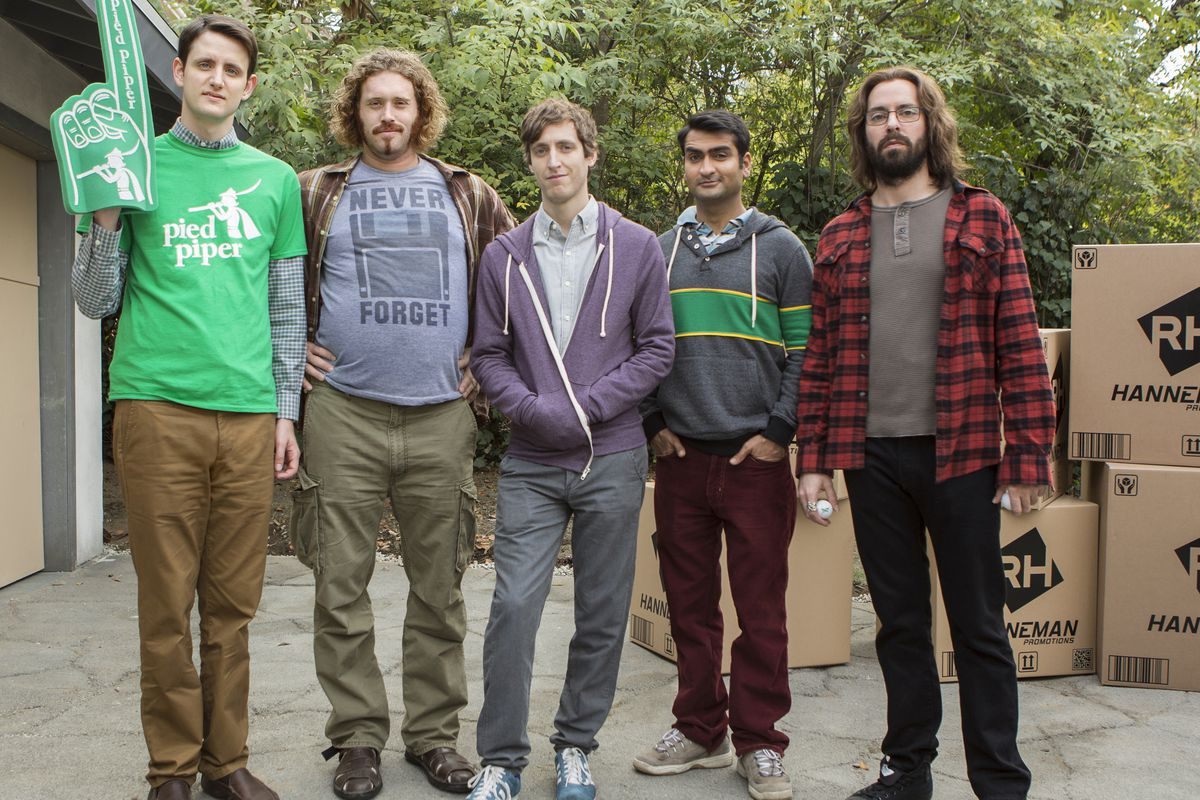 Silicon Valley was TV's most improved comedy this spring.