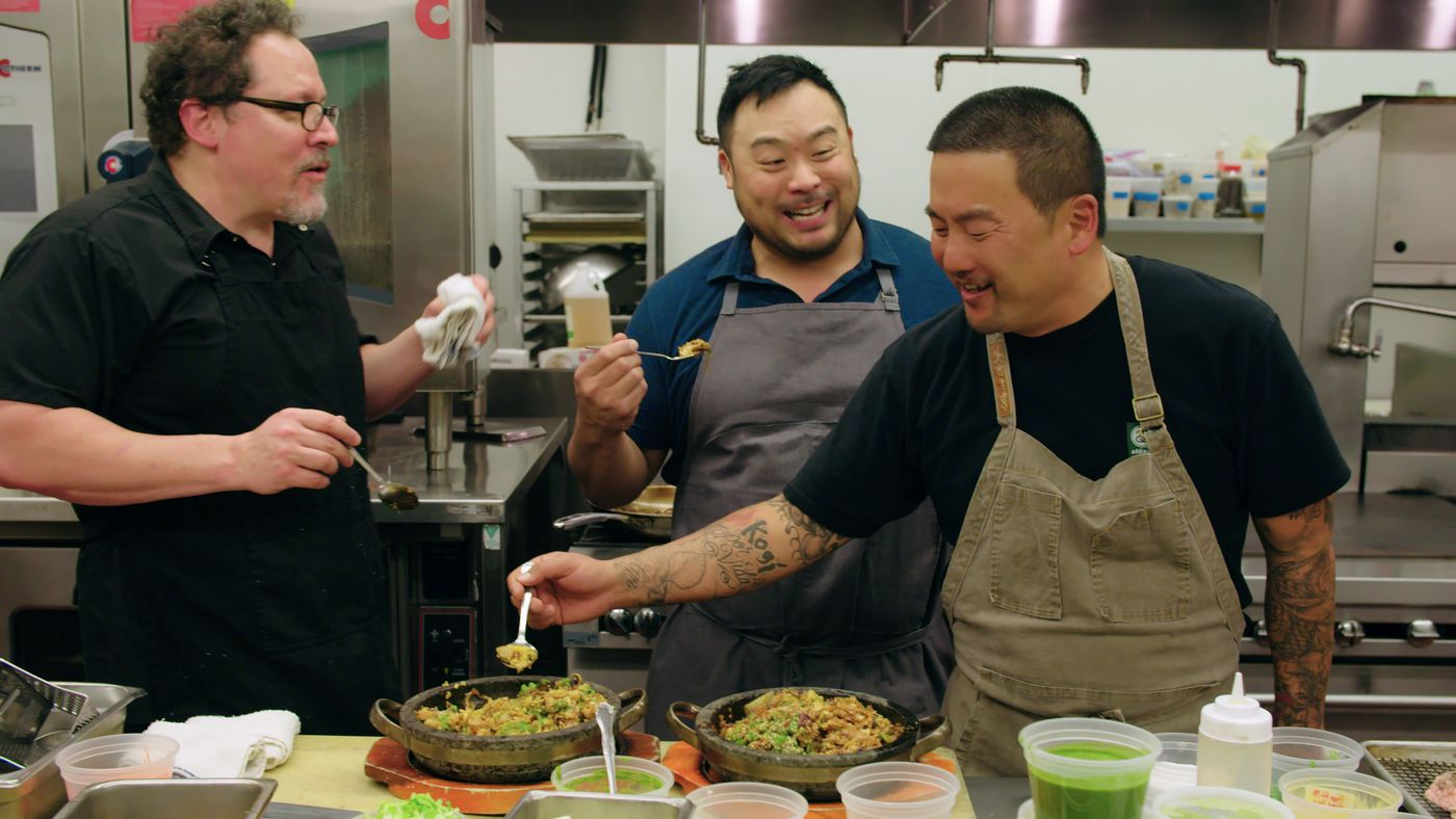 Netflix's The Chef Show: Behind-the-Scenes With Jon Favreau