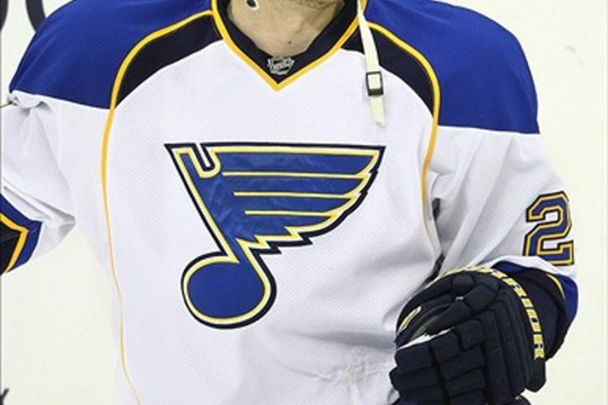Coming soon to a Red Wings' blue line near you? (Mandatory Credit: Tom Szczerbowski-US PRESSWIRE)