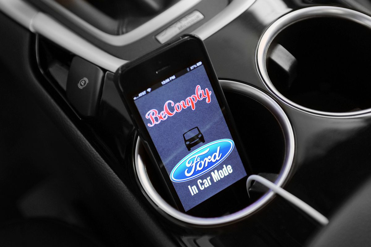 Ford Sync BeCouply