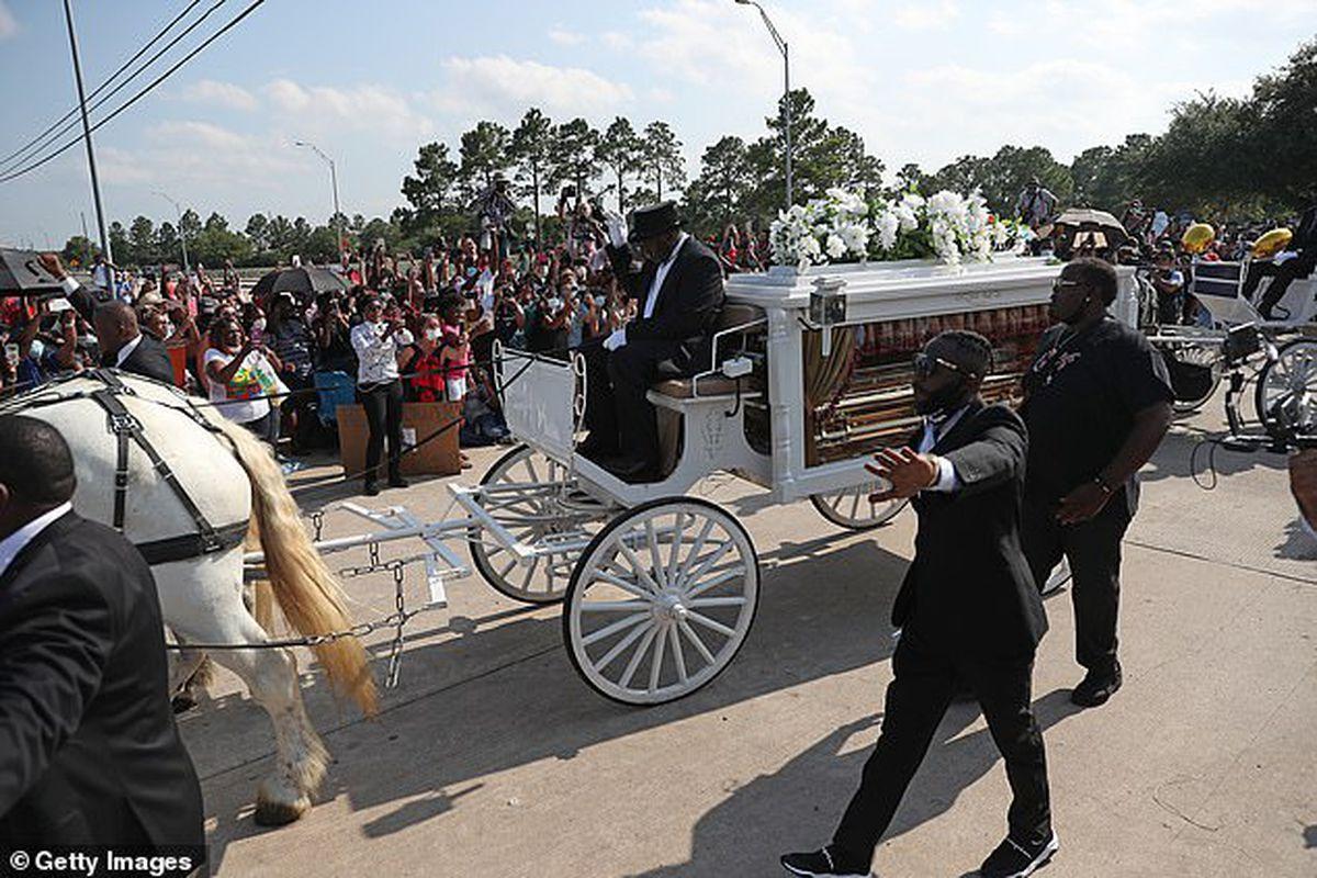 George Floyd Burial