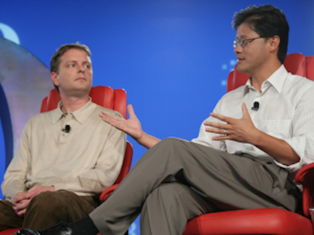 what did jerry yang and david develop and why