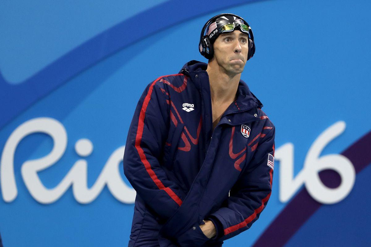 Swimming - Olympics: Day 7