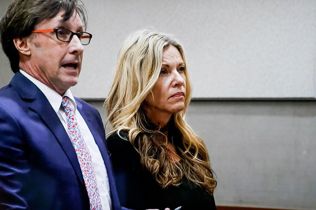 Lori Vallow Daybell appears in court in Kauai, Hawaii.