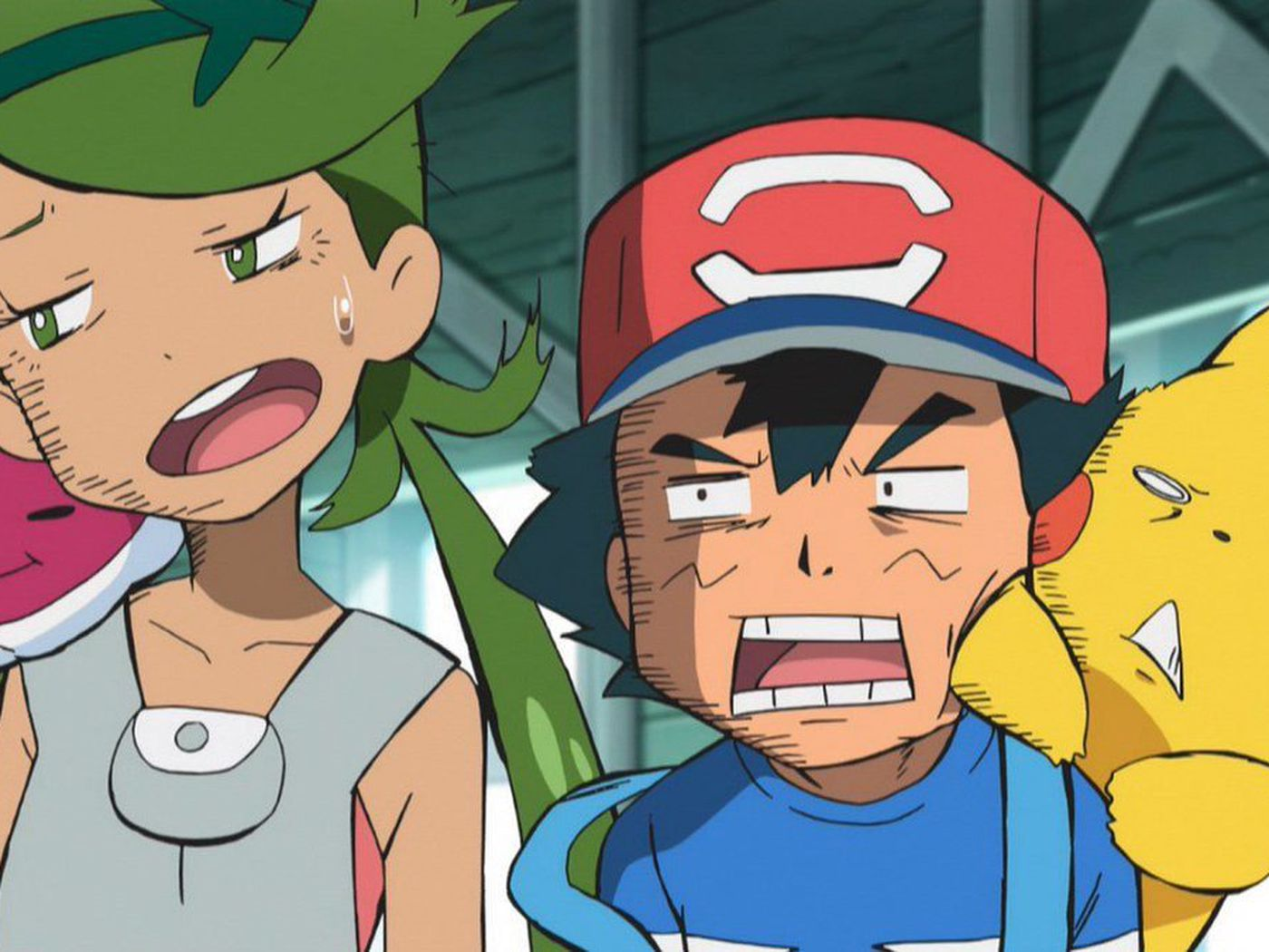 Pokémon sun and moon anime is plenty goofy but its english trailer suggests otherwise polygon