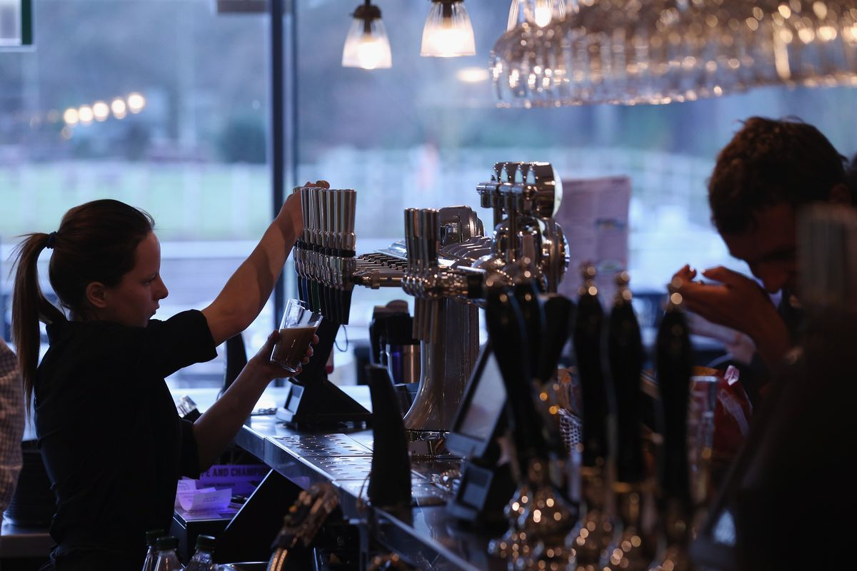 Wetherspoon's Opens The First Motorway Pub On The M40