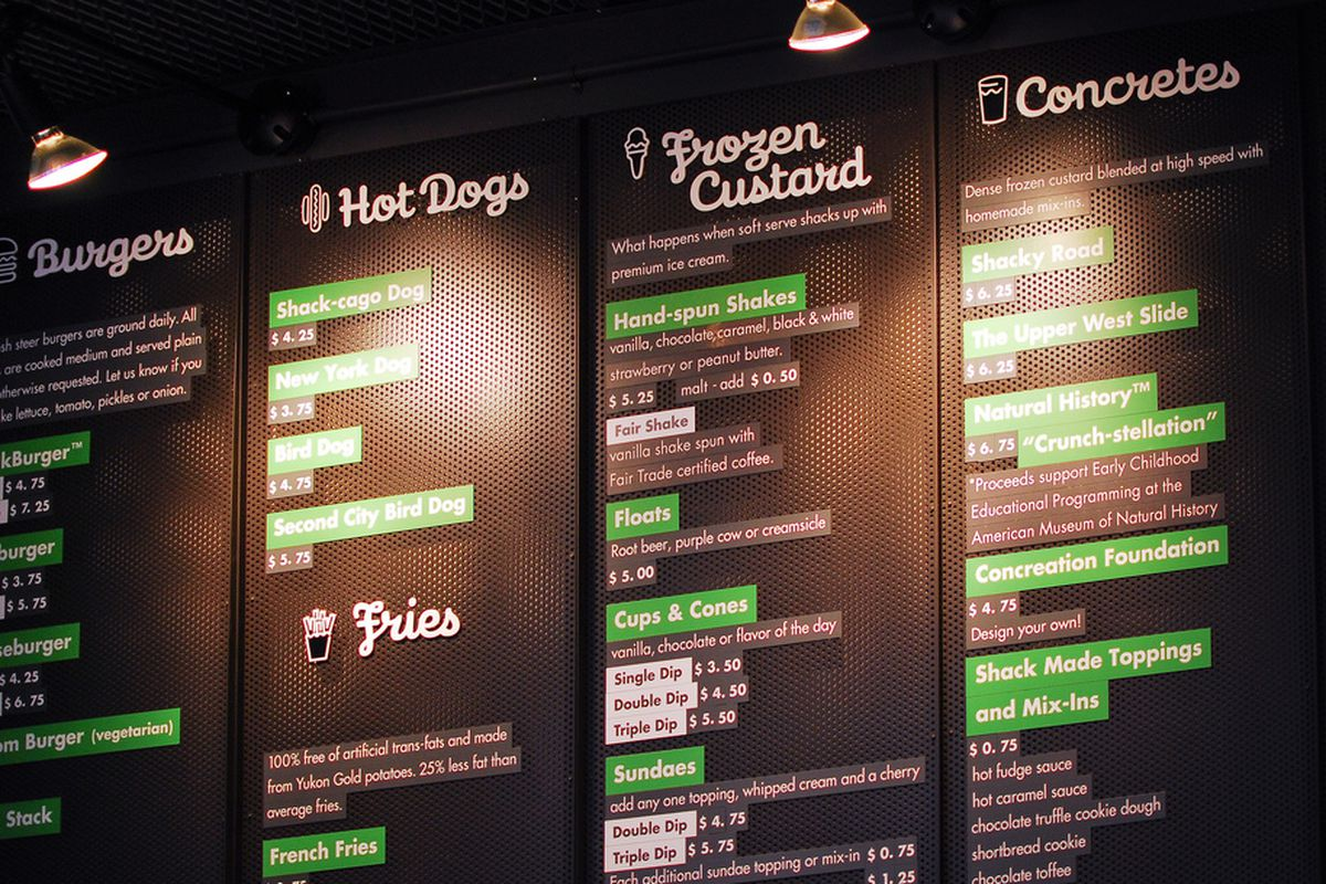 Shake Shack Hikes Prices To Stay Ahead Of Rising Minimum