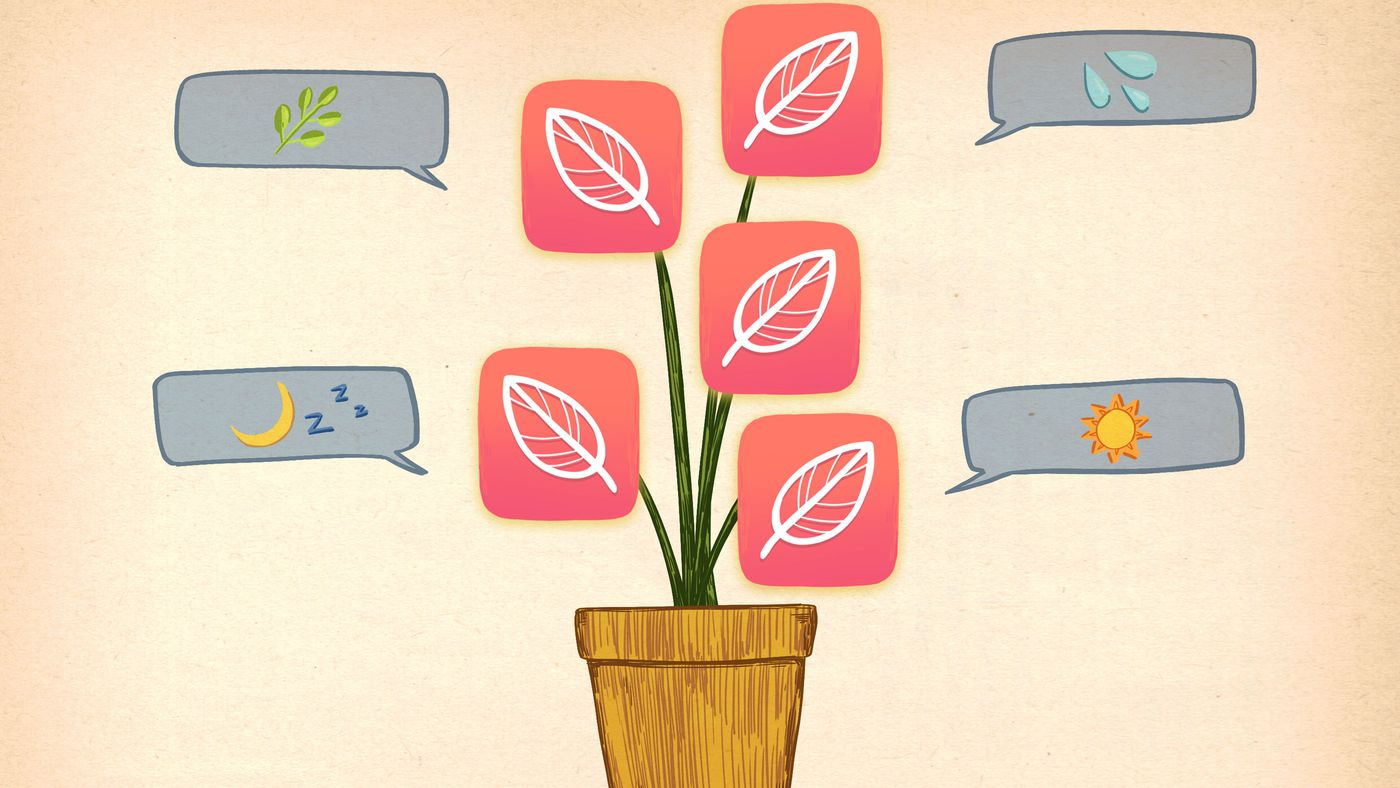 Let It Grow: The Appification of Plants Is Helping Owners Keep Them Alive
