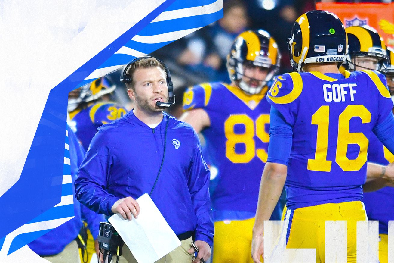 Sean Mcvay.0 - 8 plays that perfectly illustrate what makes McVay's Rams offense so special