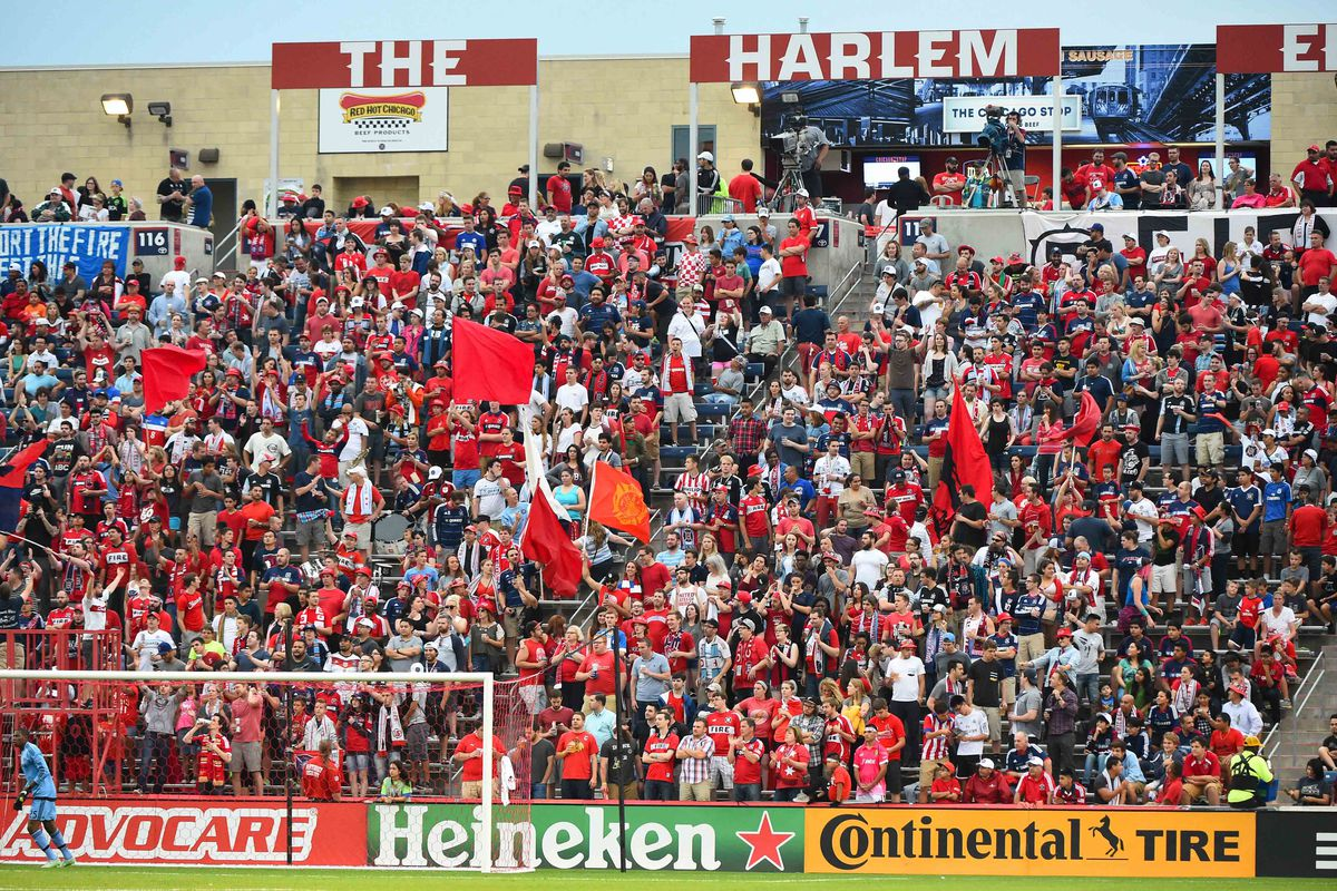 The annual meeting of Chicago Fire supporters took place Saturday