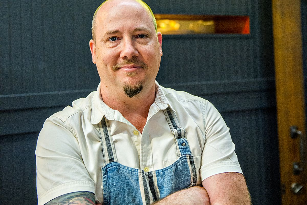 Ticonderoga Club executive chef David Bies.
