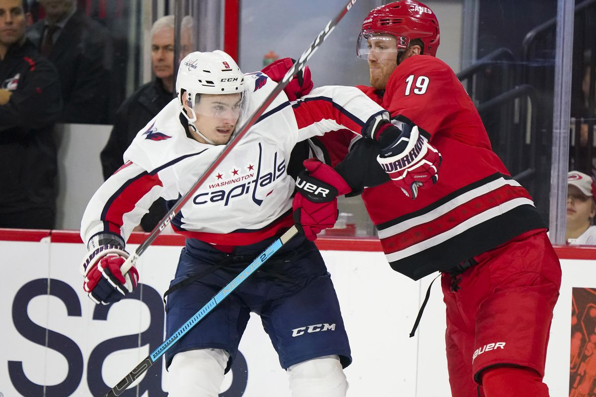 Capitals @ Hurricanes Game Thread