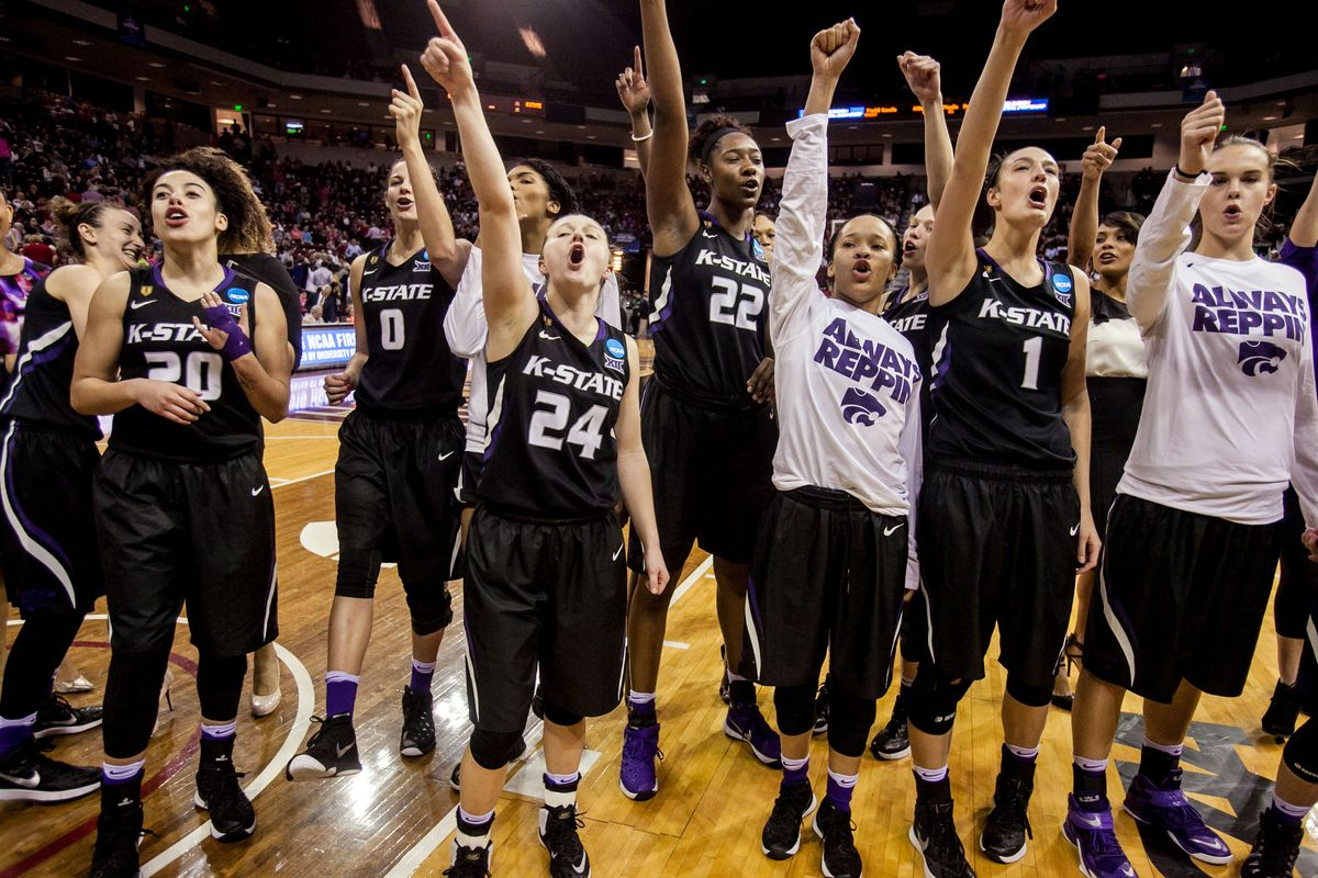 NCAA Womens Basketball: NCAA Tournament-First Round-George Washington vs Kansas State