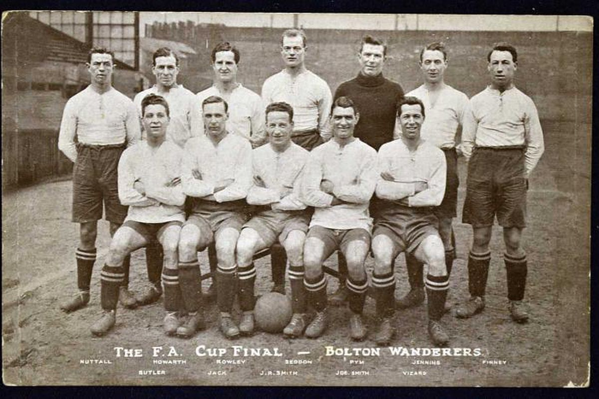 Bolton's first cup clash with Leeds was en route to their first FA Cup title in 1923