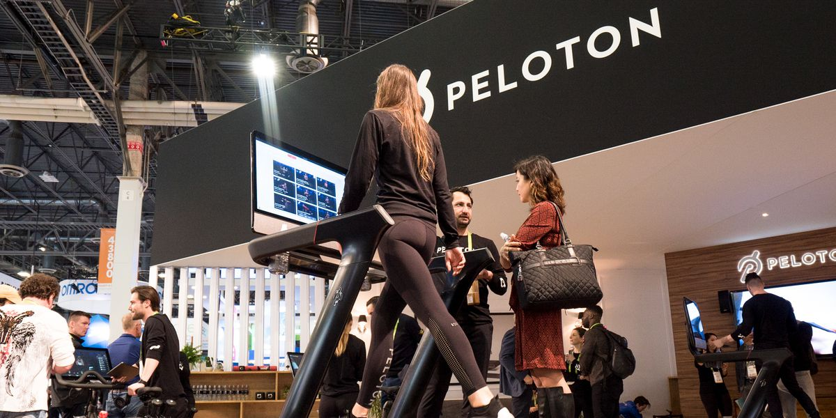 Peloton Tread is the treadmill I want but can\'t afford - The Verge