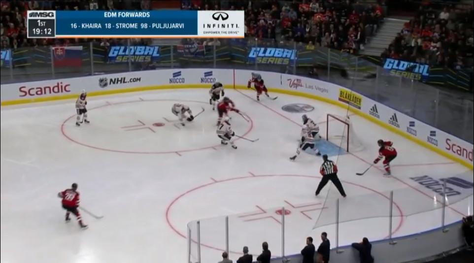 10-6-2018 Palmieri First Goal