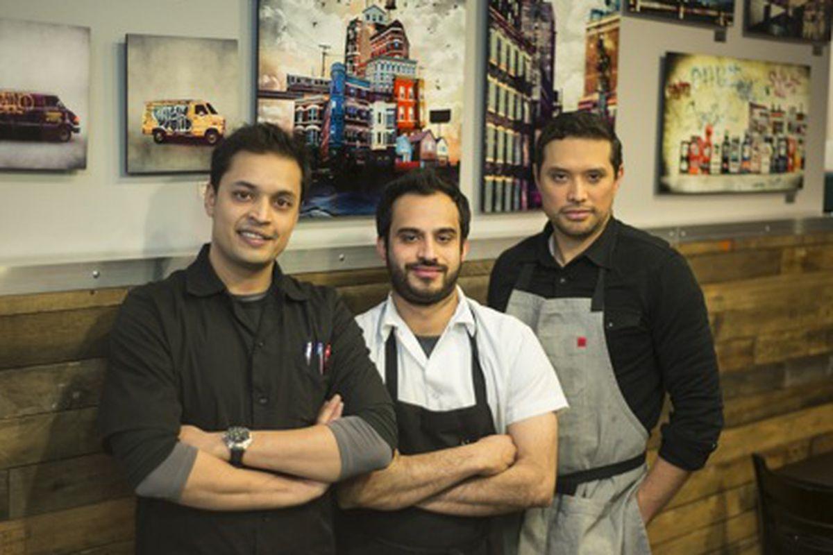 Hiran Patel and team