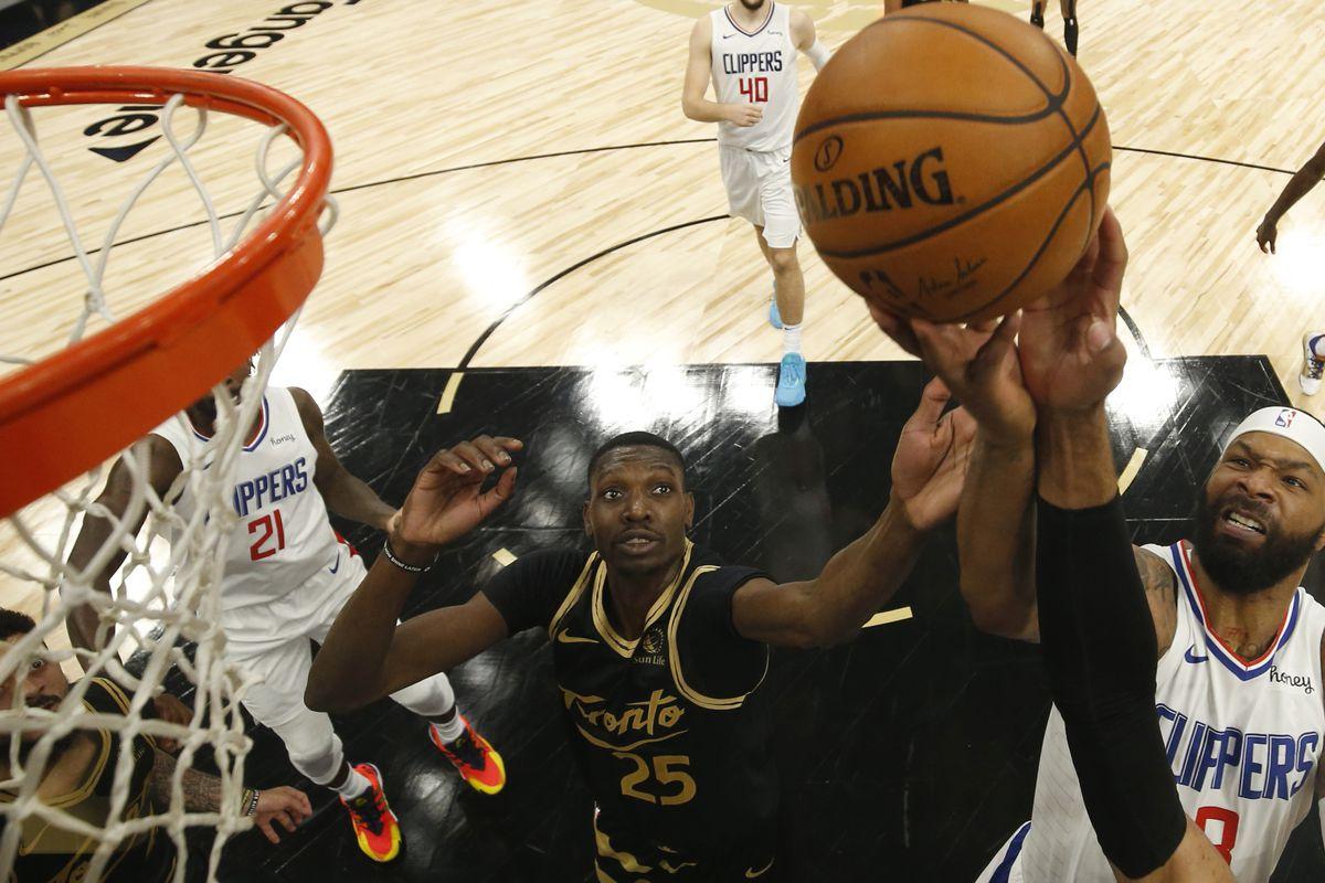 Los Angeles Clippers v Toronto Raptors