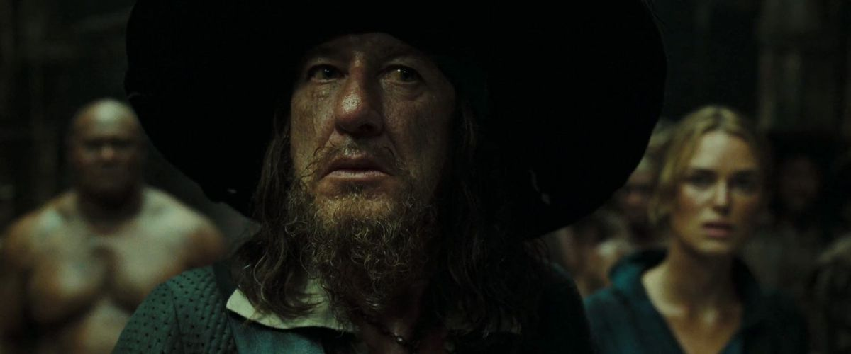 Pirates of the Caribbean: At World's End - Barbosa