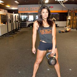 """<a href=""""http://la.racked.com/archives/2012/08/10/hottest_trainer_contestant_12_madeline_mosier.php"""">Madeline Mosier</a> of BRICK CrossFit"""