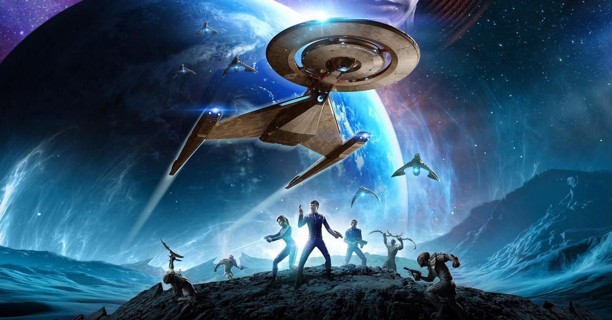Star Trek: Discovery coming to Star Trek Online - Polygon