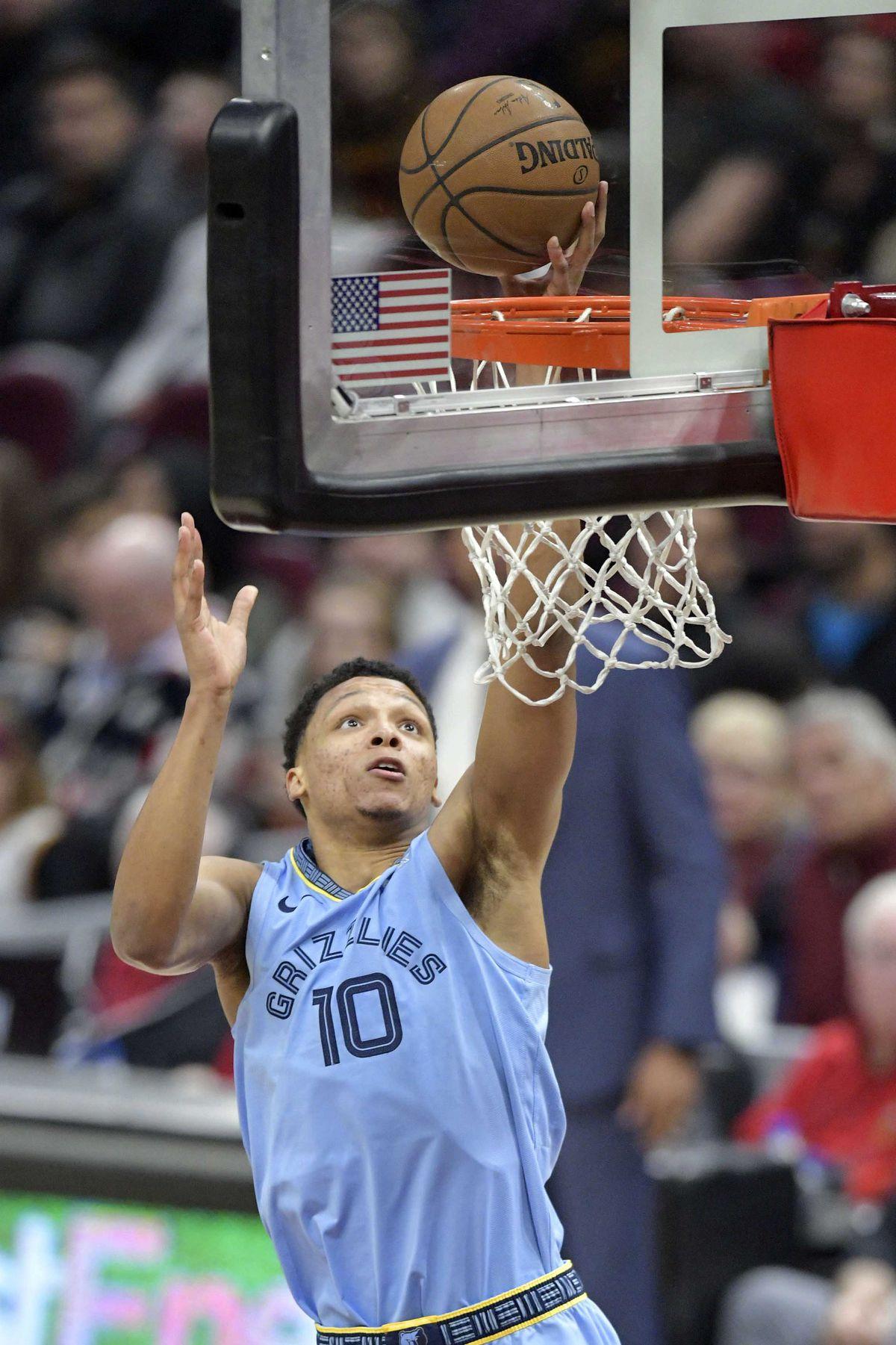 NBA: Memphis Grizzlies at Cleveland Cavaliers