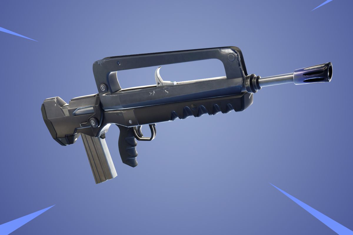 5 things to know about Fortnite's 4.2 update Apples, new weapons and sound  adjustments come to Fortnite